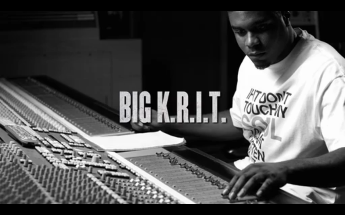 Egyptian Cotton // Big K.R.I.T. & more #WeekofKRIT