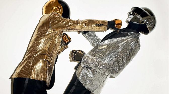 Computerized // Daft Punk x Jay Z x Kanye West