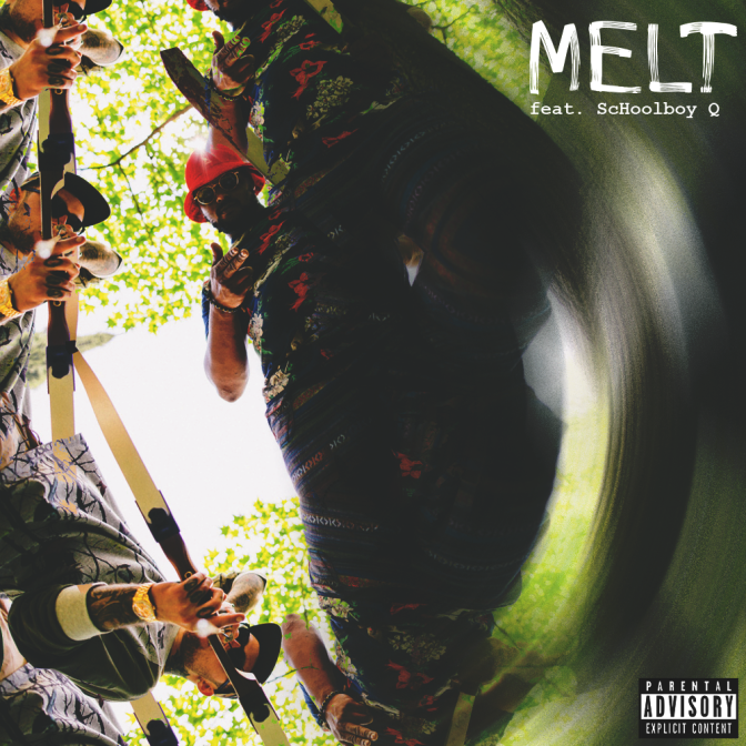 Melt // Mac Miller x ScHoolboy Q (prod. Pete Rock) [Unreleased]