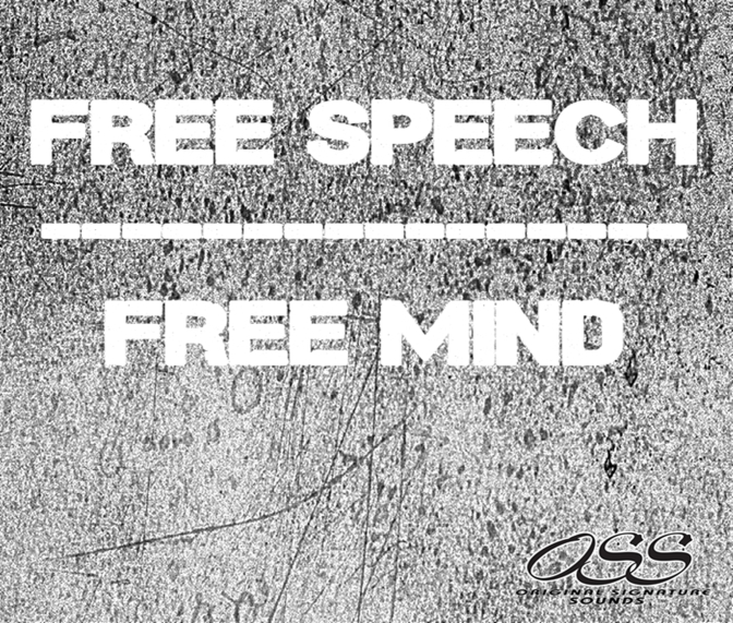 OSS Presents: #FreeSpechFreeMind // Shankz0 #NewMusicMonday