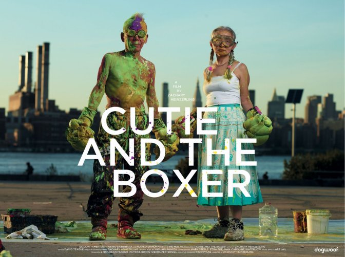 Flick Picks: Cutie and the Boxer