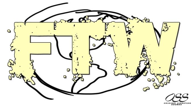 #FTW // @Shankz_OSS #newmusicmondays